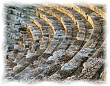 The Roman Amphiitheathre at Kas, Turkey